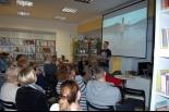 Spotkanie z Przemkiem Kossakowskim - relacja