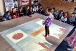 Publiczne Przedszkole Nr 1. Z oddziałami integracyjnymi w Julianowie dostało magiczny dywan potrzebny do rehabilitacji dzieci