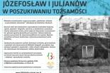 Pomóż w stworzeniu portretu Józefosławia i Julianowa