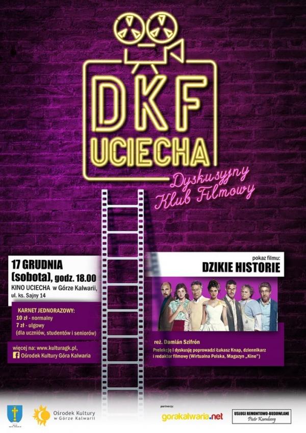 DKF Uciecha: DZIKIE HISTORIE
