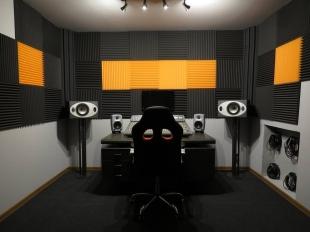 Studio nagrań oraz sala prób Narocz Studio