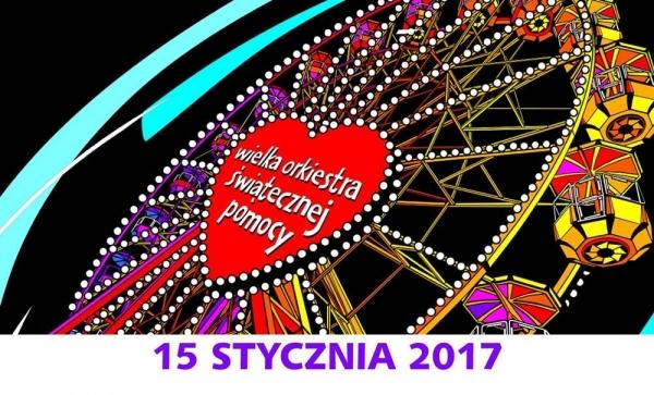WOŚP 2017 w Konstancinie