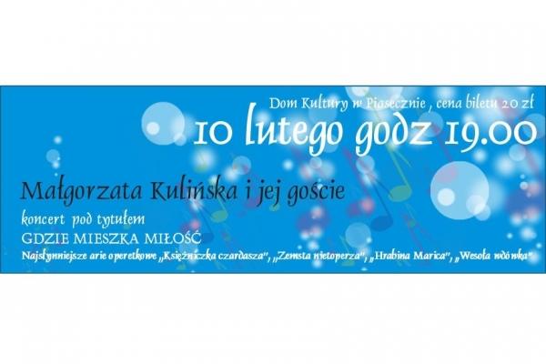 Koncert operetkowy w Piasecznie