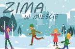 Sportowa zima w mieście w Konstancinie
