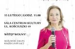 """Recital Laury Łącz """"Między mną, a Tobą"""" w Piasecznie"""