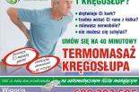 Leczniczy termomasaż kręgosłupa w Piasecznie