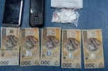 Handlarz kokainy wpadł wraz klientem