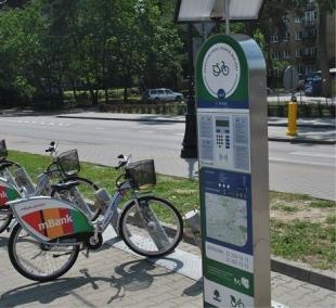 Informacja o wynikach konsultacji dotyczących Konstancińskiego Roweru Miejskiego