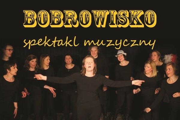 """""""Bobrowisko"""", czyli amatorski teatr A CO TAM? zaprasza na kolejny spektakl"""
