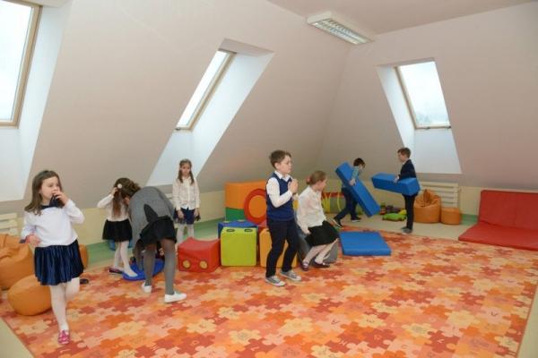 Otwarcie nowej Szkoły Podstawowej w Uwielinach