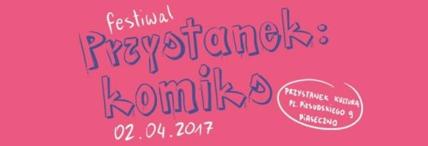 Festiwal Przystanek: Komiks