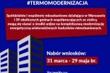 Termomodernizacja budynków wielorodzinnych
