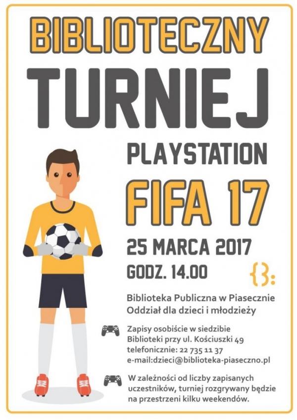 Turniej PlayStation FIFA 17