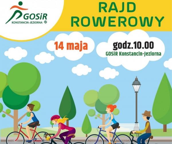 Rowerem przez gminę Konstancin