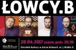 Kabaret Łowcy.B w Górze Kalwarii
