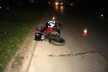 33- letni motocyklista ofiarą tragicznego wypadku w centrum Piaseczna