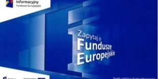 Fundusze UE - spotkanie informacyjne w Łazach
