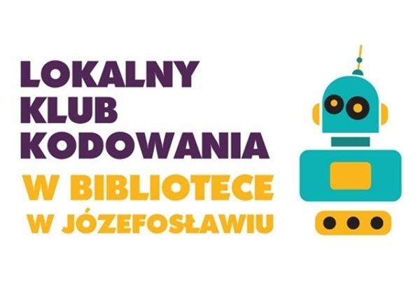 Lokalny Klub Kodowania w Bibliotece w Józefosławiu