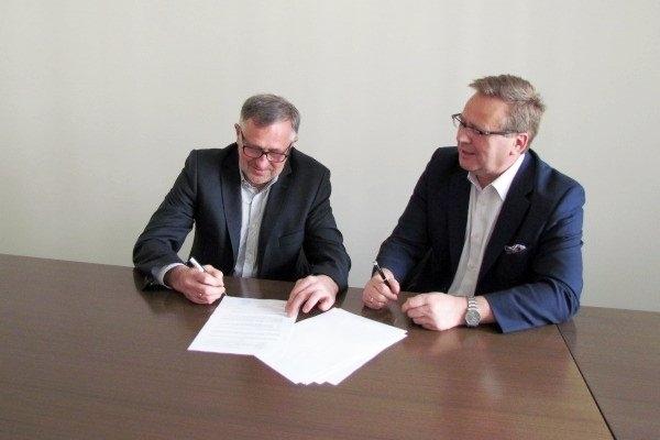 Umowa na rozbudowę drogi 721 na terenie Piaseczna podpisana