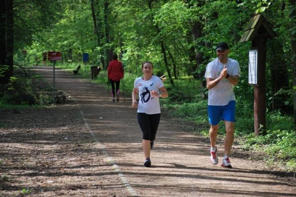 Parkrun Konstancin-Jeziorna - cykliczne, bezpłatne biegi