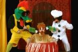 Zielony smok odwiedzi Piaseczno – bezpłatny spektakl dla dzieci