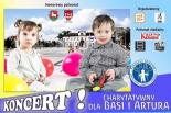 Śpiewające Piaseczno – koncert charytatywny dla Basi i Artura