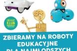 Głosowanie na projekt CODE FOR FUN - programowanie dla najmłodszych
