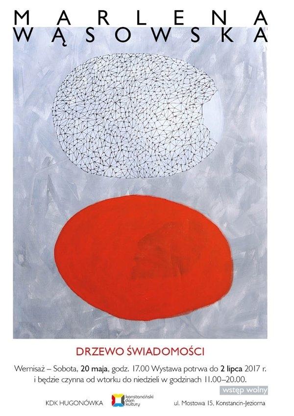 Wystawa malarstwa Marleny Wąsowskiej