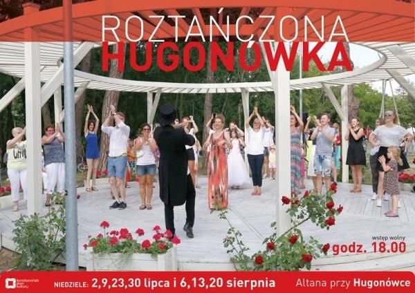 Roztańczona Hugonówka 2017
