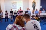 Powiat nagrodził młodych sportowców
