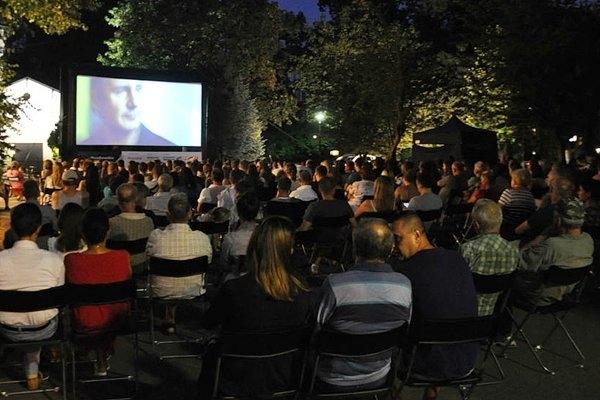 Kino Letnie w Mysiadle - Nietykalni