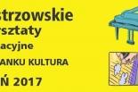I Mistrzowskie warsztaty wakacyjne w Przystanku Kultura Sierpień 2017 r.