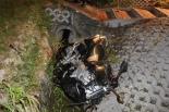 Dwóch mężczyzn zginęło w wypadku motocyklowym