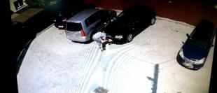 Zatrzymano 20- latka podejrzewanego o kradzieże tablic rejestracyjnych