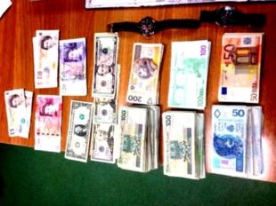 Podejrzewani o kradzież zatrzymani, odzyskano ponad 150 tysięcy złotych
