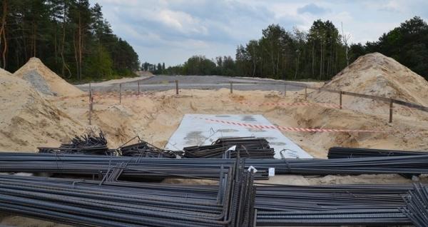 Rozkręcają się roboty przy budowie obwodnicy Góry Kalwarii