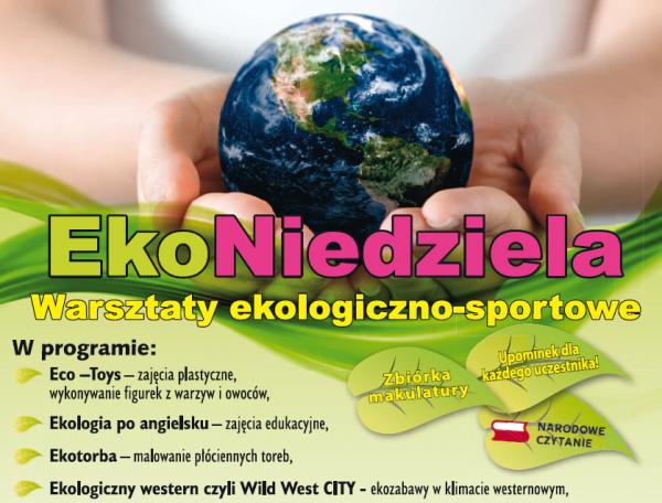 Eko-Niedziela ekologicznie i sportowo