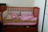 łóżeczko- kołyska