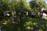 "Festiwal ""Otwarte Ogrody Zalesie Dolne"""