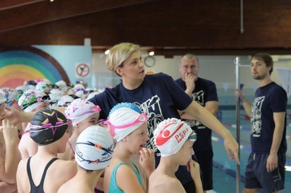 Otylia Swim Tour po raz drugi w Piasecznie