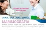 Bezpłatna mammografia w gminie Lesznowola