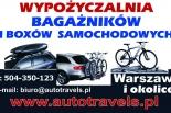 Bagażniki samochodowe Sklep i wypożyczalnia bagażników i boxów dachowych THULE