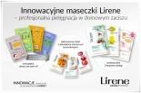Innowacyjne maseczki Lirene - profesjonalna pielęgnacja w domowym zaciszu