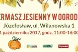 4 Kiermasz Jesienny w Józefosławiu