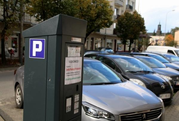 Gmina Piaseczno - Informacja - dotyczy strefy płatnego parkowania