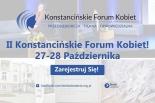 II Konstancińskie Forum Kobiet