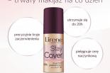 Nowa linia fluidów Lirene STAY COVER