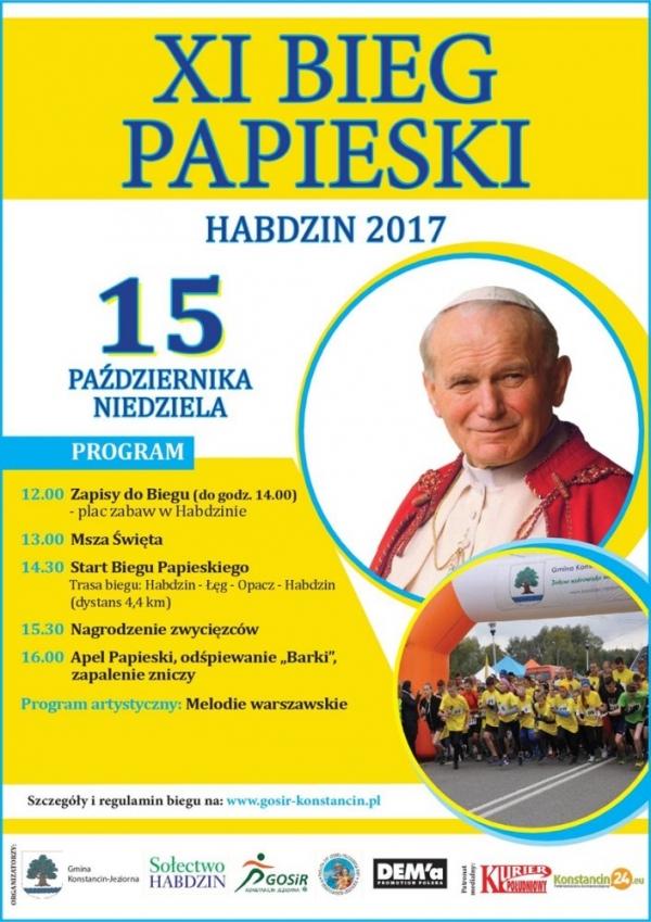XI Bieg Papieski