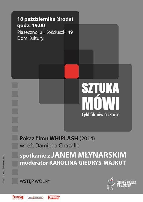 SZTUKA MÓWI - Cykl filmów o sztuce - WHIPLASH