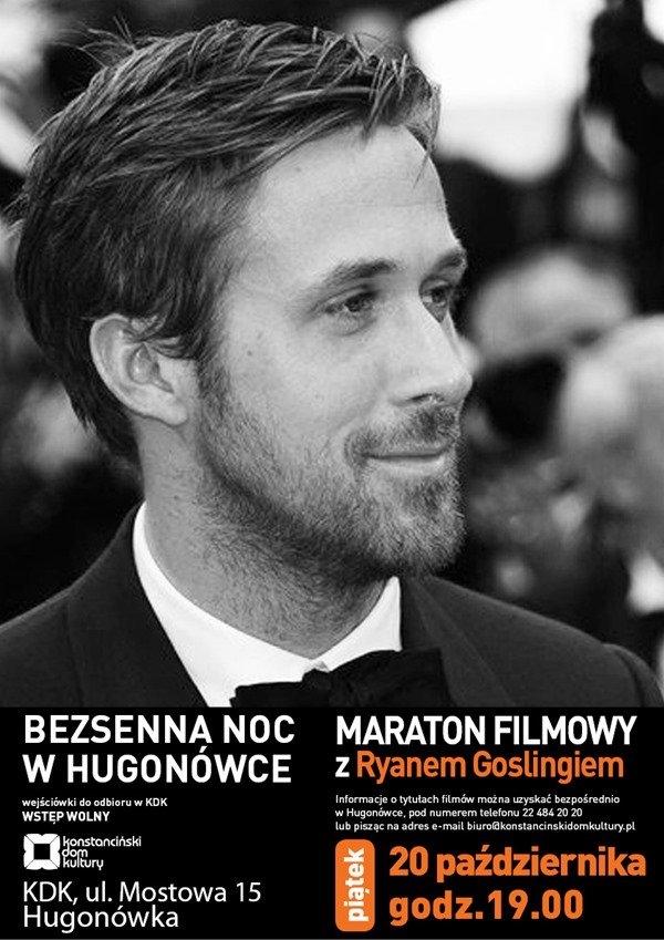Bezsenna noc z Ryanem Goslingiem